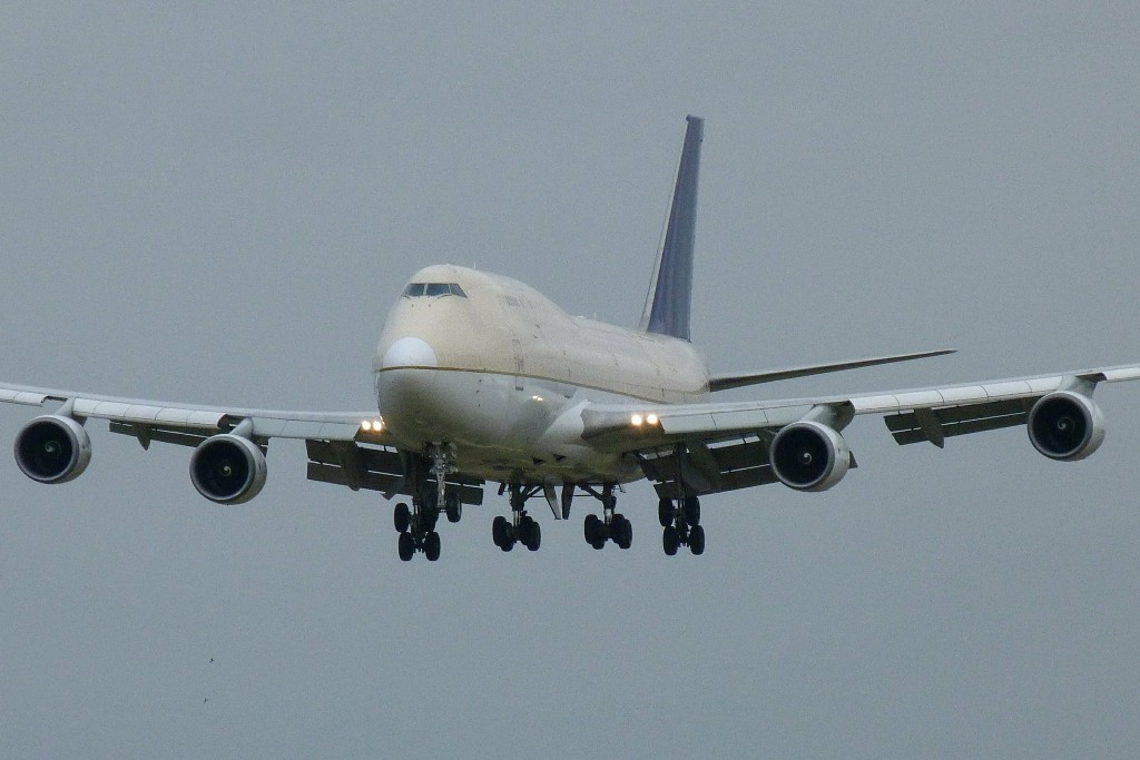 TF-AMP.   747-481(BCF).  Air Atlantic