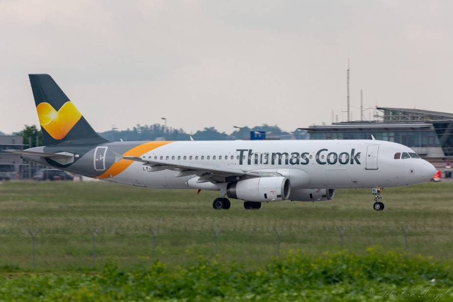 Thomas Cook Airlines | LY-VEL | Airbus A320-232