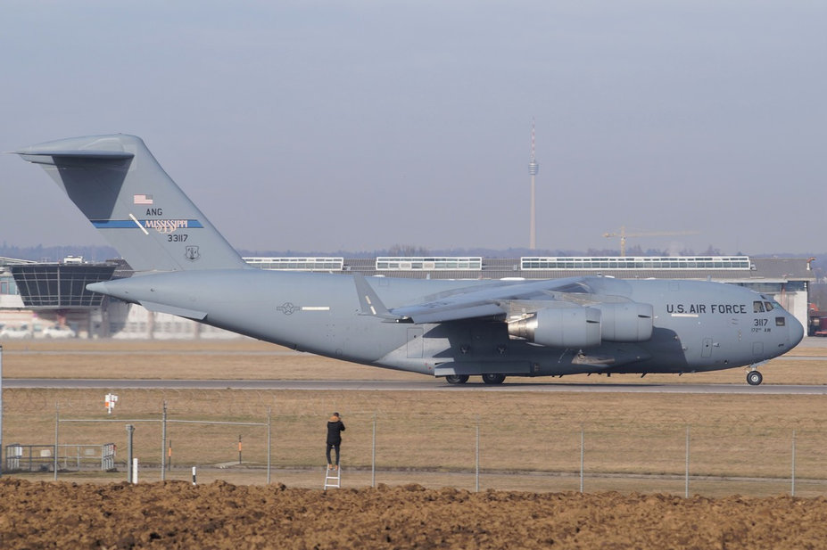 03-3117    C-17A     172 AW Mississippi ANG