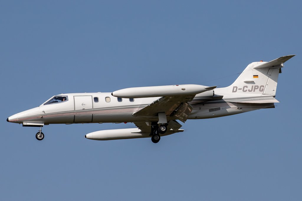 Quick Air Jet Charter / D-CJPG / Bombardier Learjet 35A