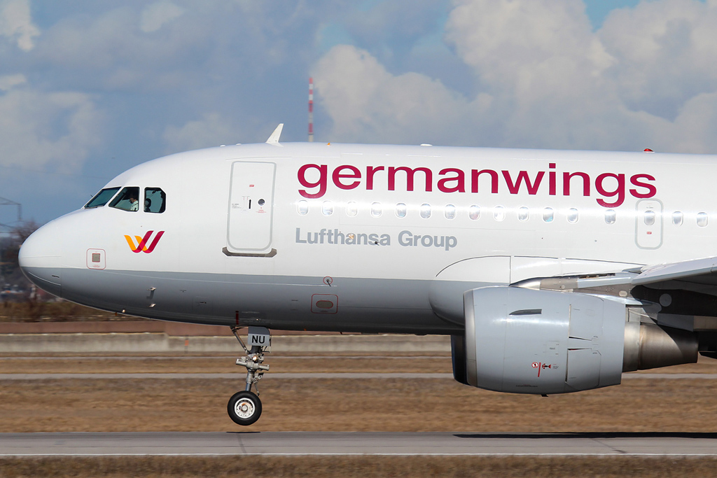 Germanwings Airbus A319 D-AKNU