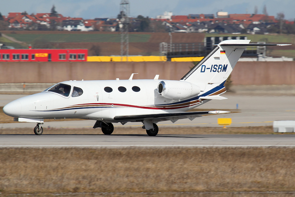Cessna 510 Citation Mustang D-ISRM