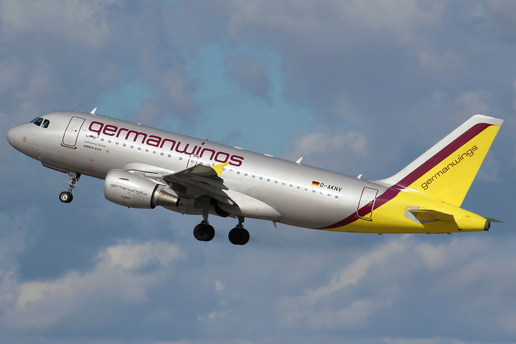 Germanwings A319 D-AKNV