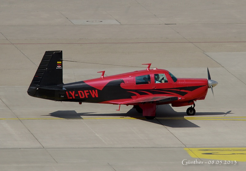 Mooney M-20C Bj.1969