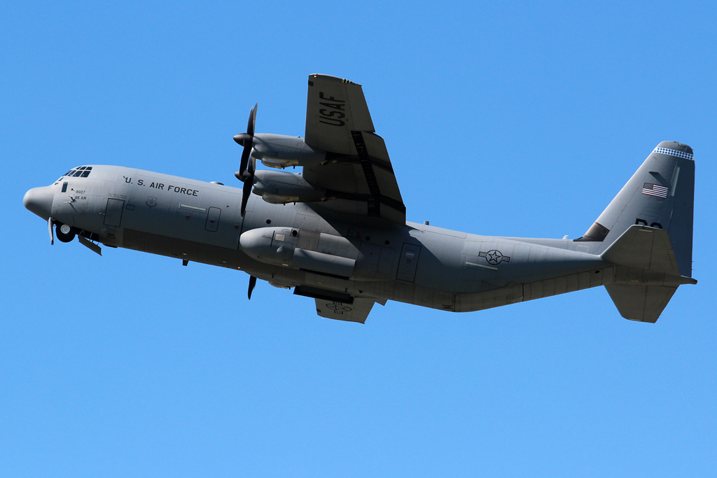 U.S Air Force Hercules 88607